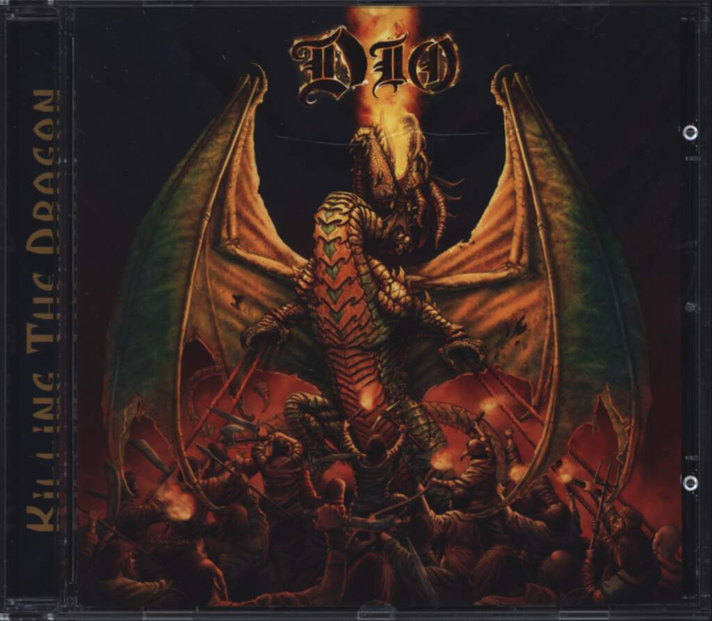 Dio: Killing The Dragon, CD