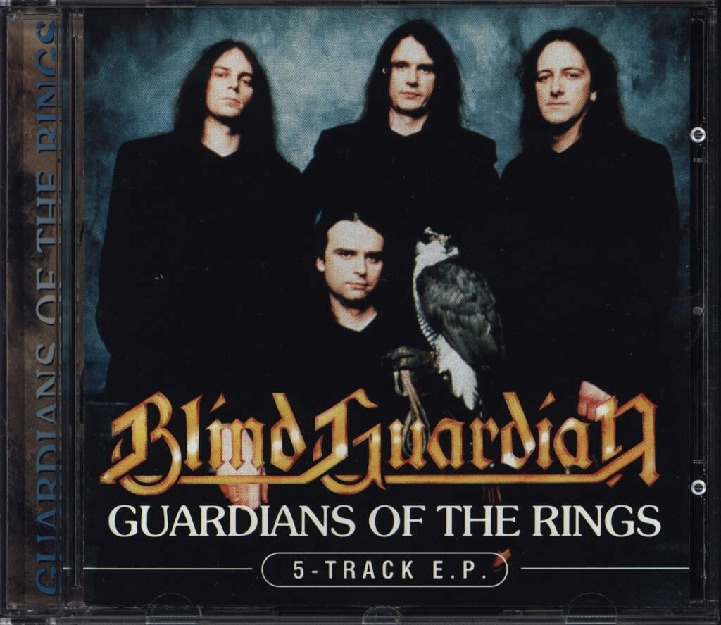 Blind Guardian: Guardians Of The Rings, Mini CD