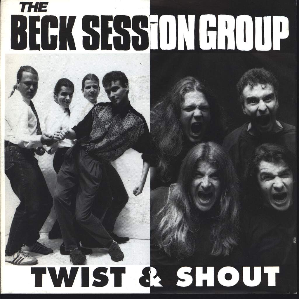 "Beck Session Group: Twist & Shout, 7"" Single (Vinyl)"