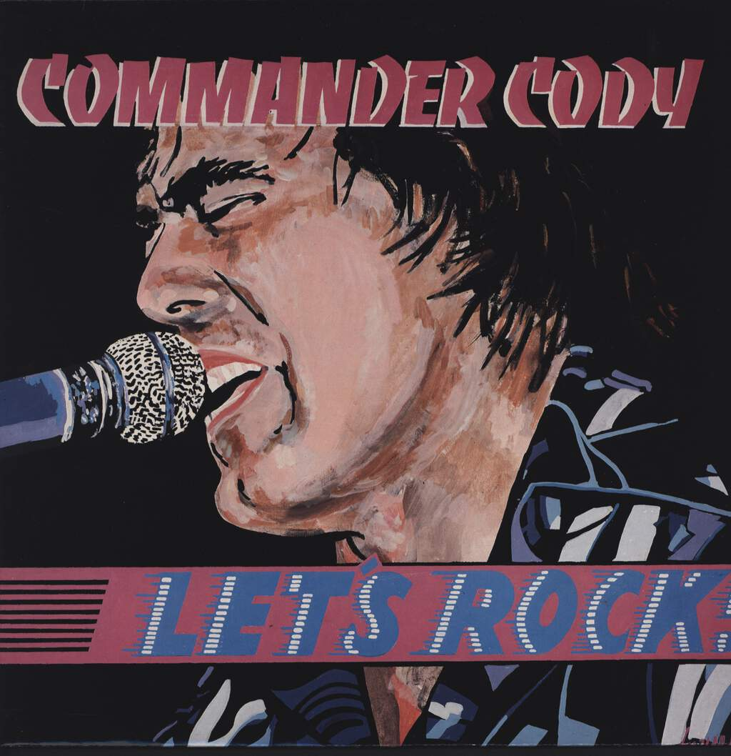 Commander Cody: Let's Rock!, LP (Vinyl)