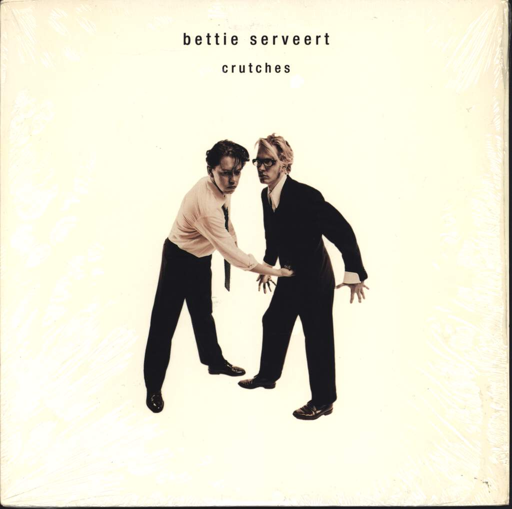 "Bettie Serveert: Crutches, 10"" Vinyl EP"