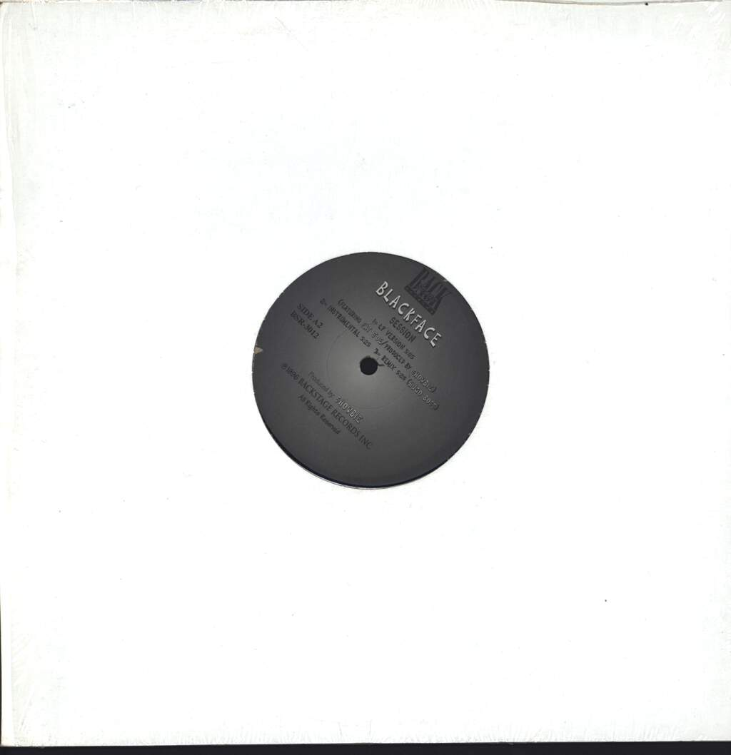 "Blackface: Cornbread / Session, 12"" Maxi Single (Vinyl)"