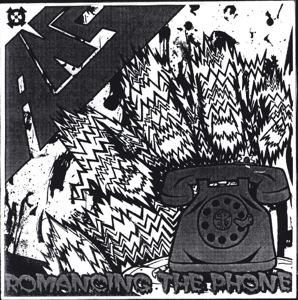 "ANS: Romancing The Phone, 7"" Single (Vinyl)"