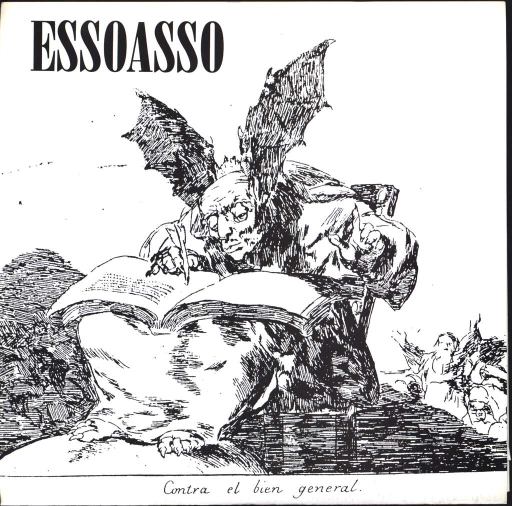 "Essoasso: Split, 7"" Single (Vinyl)"