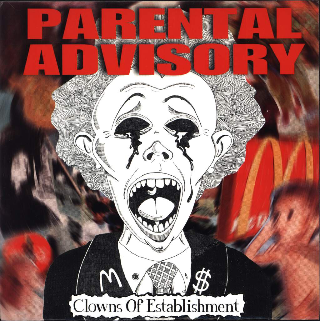 "Ação Positiva: Fools / Clowns Of Establishment, 7"" Single (Vinyl)"