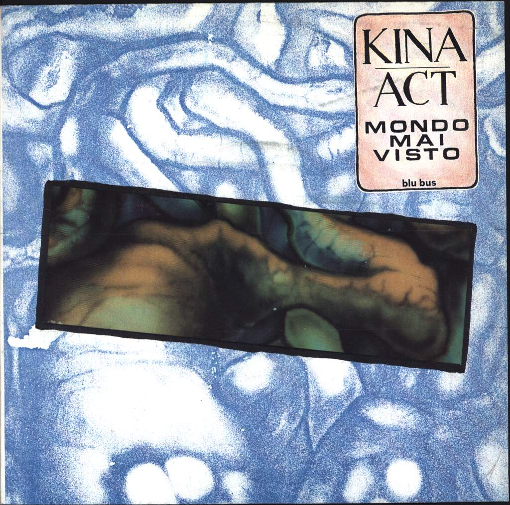 "Kina: Mondo Mai Visto, 7"" Single (Vinyl)"