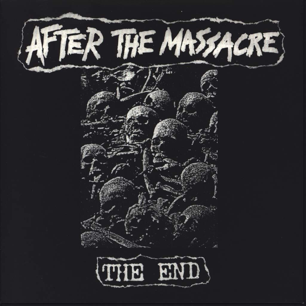 "After The Massacre: The End, 7"" Single (Vinyl)"
