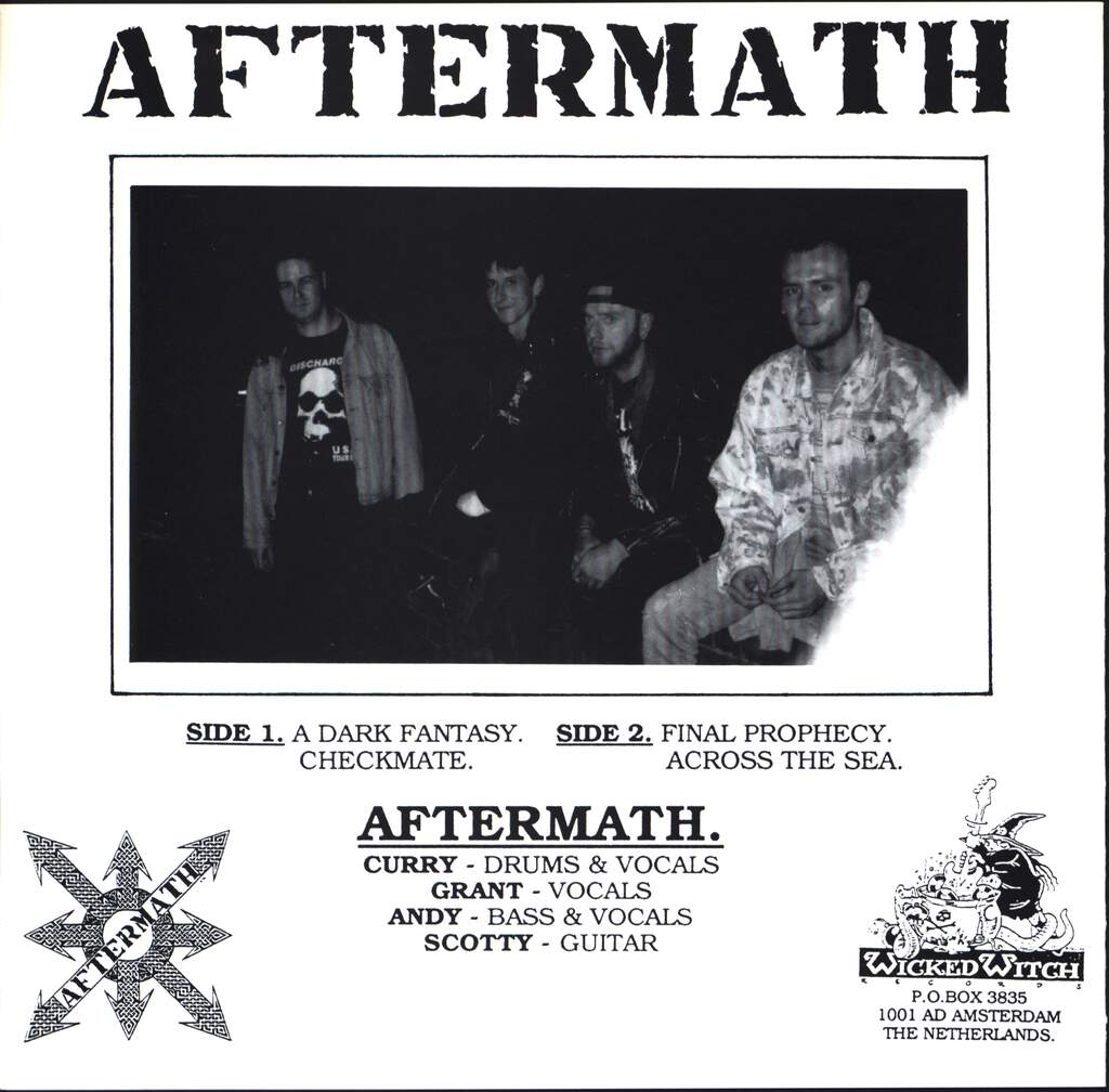 "Aftermath: Final Prophecy, 7"" Single (Vinyl)"