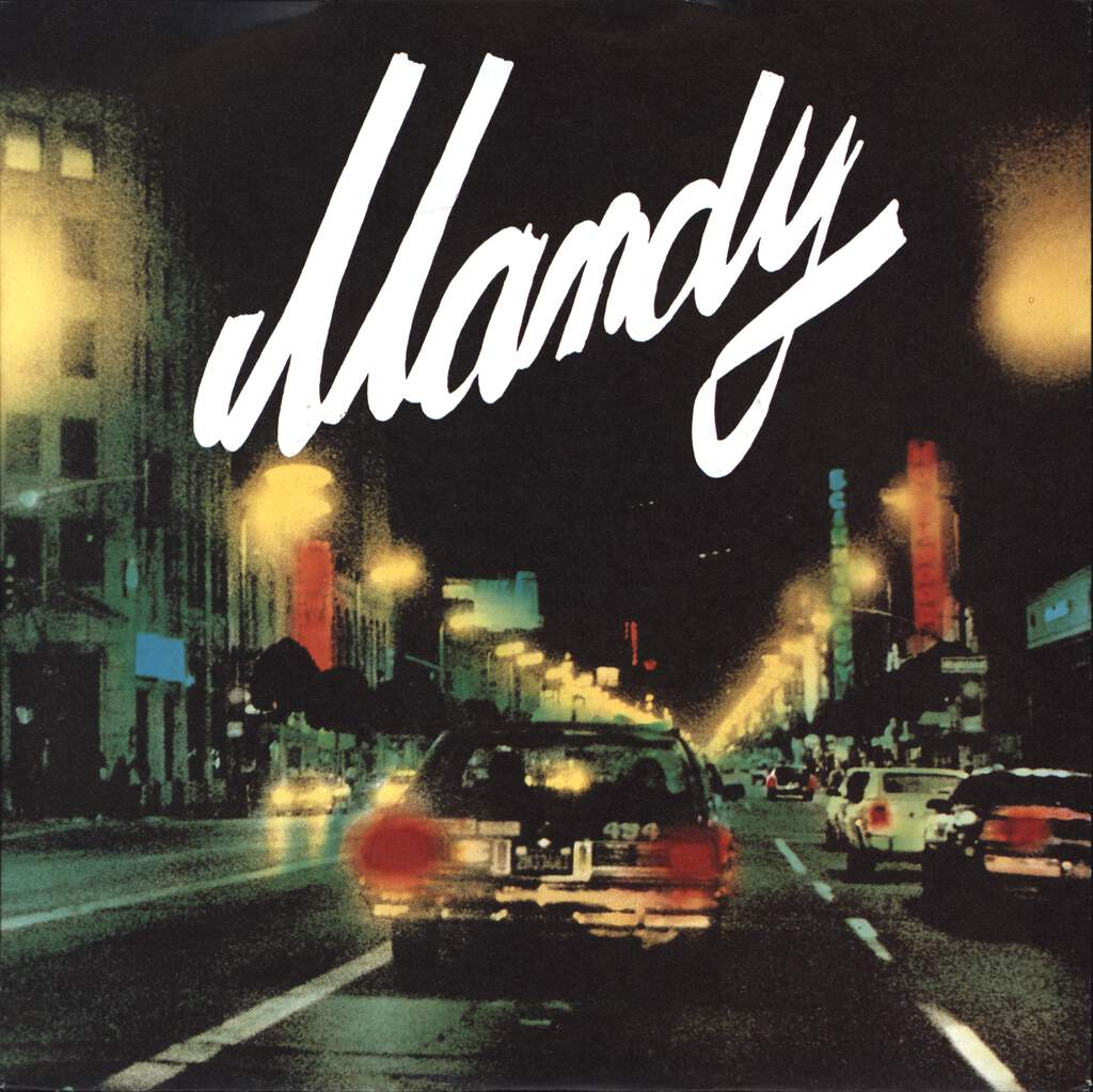 "Various: Mandy, 7"" Single (Vinyl)"
