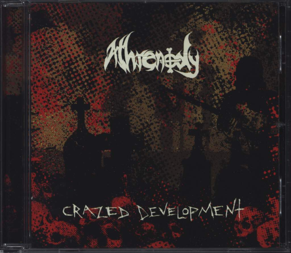 Athrenody: Crazed Development, CD