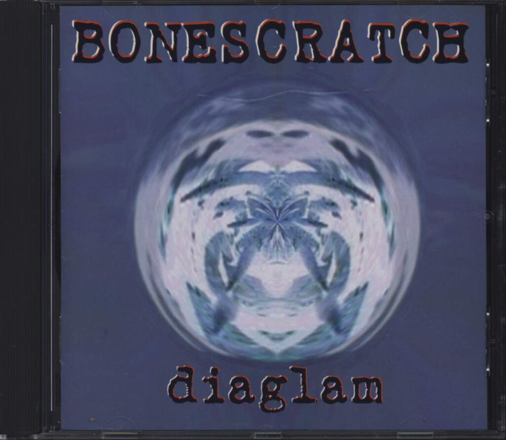 Bonescratch: Diaglam, CD