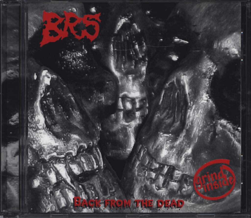 Brutality Reigns Supreme: Back From The Dead, CD
