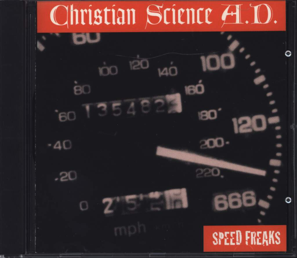 Christian Science A.D.: Speed Freaks, CD
