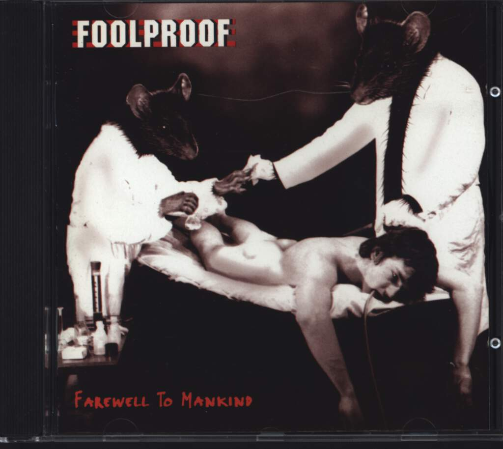 Foolproof: Farewell To Mankind, CD