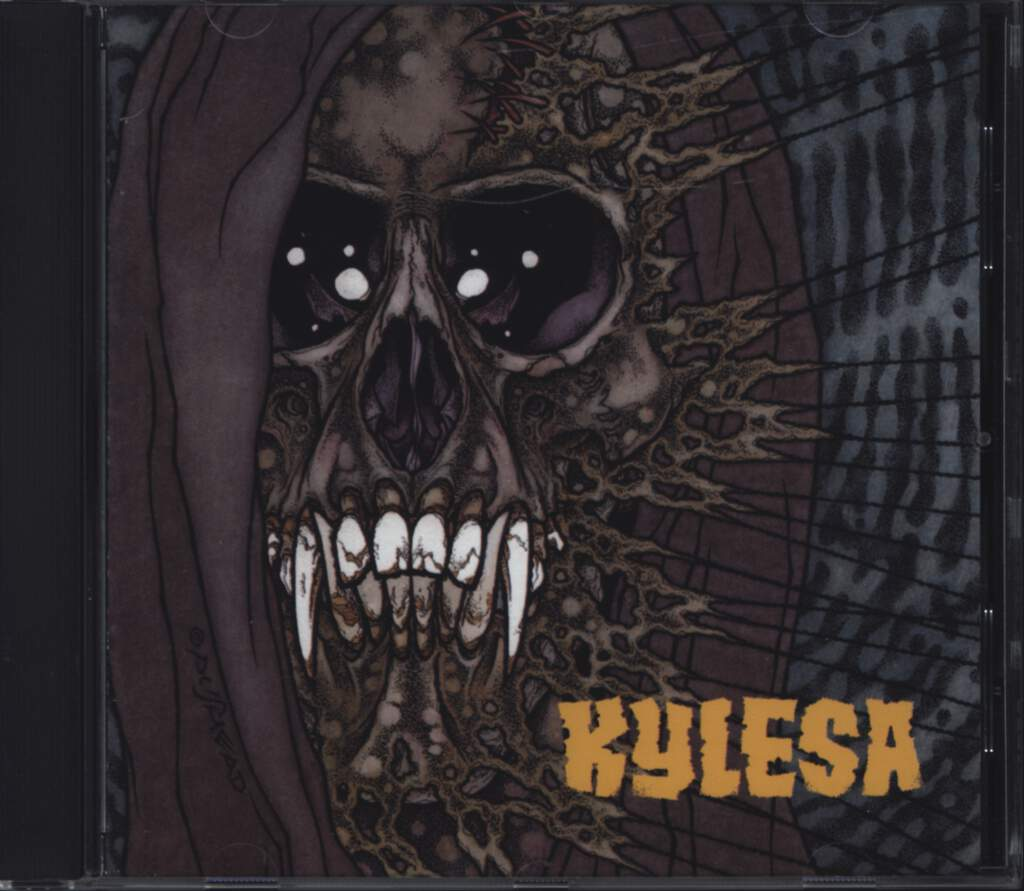 Kylesa: No Ending / A 110° Heat Index, Mini CD