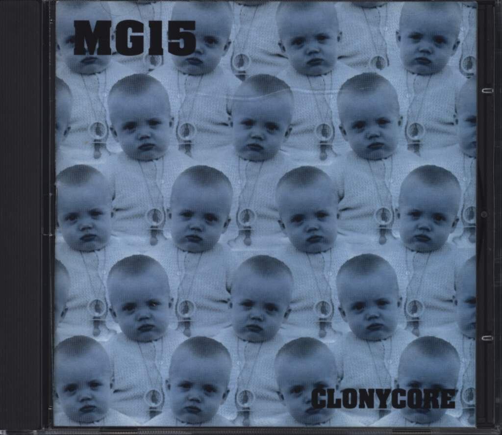Mg 15: Clonycore, CD