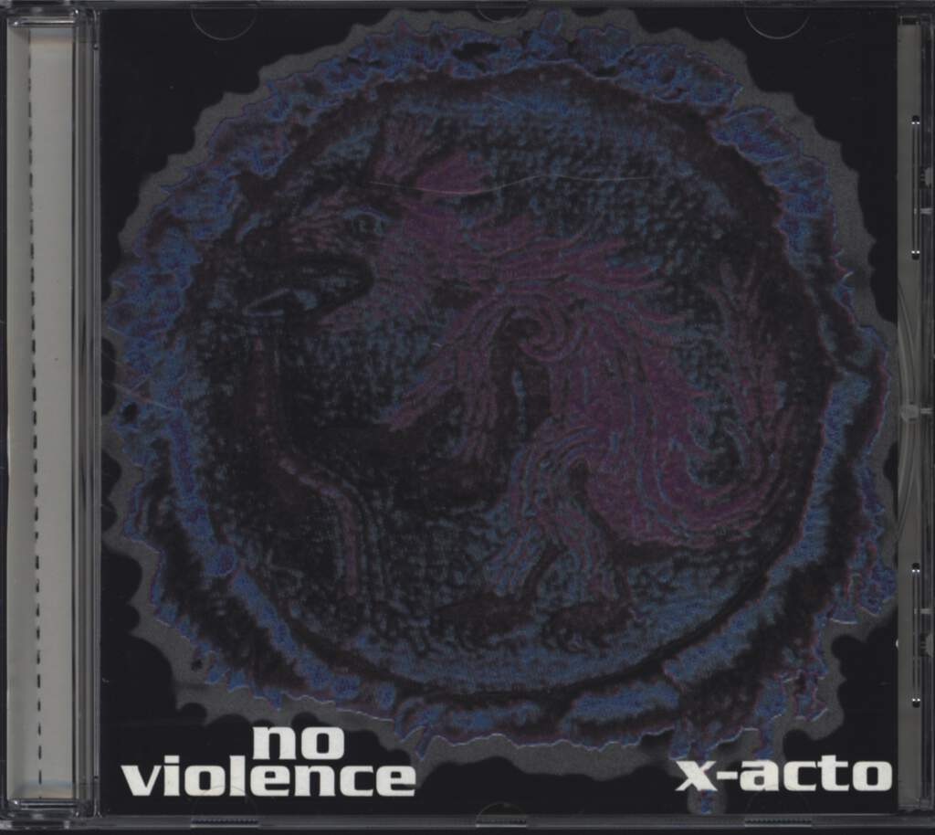 No Violence: Split, CD