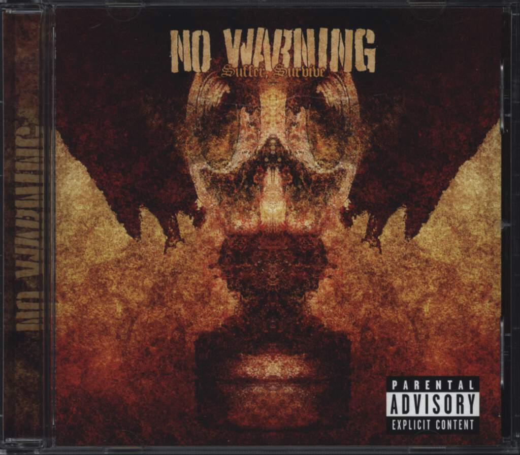 No Warning: Suffer, Survive, CD