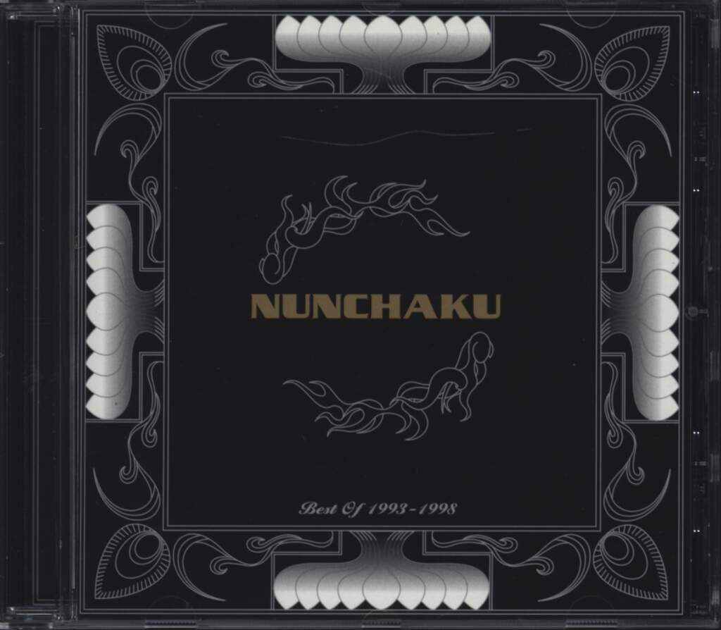 Nunchaku: Best Of 1993-1998, CD
