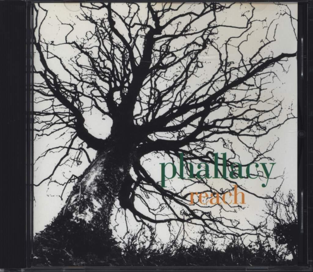 Phallacy: Reach, CD