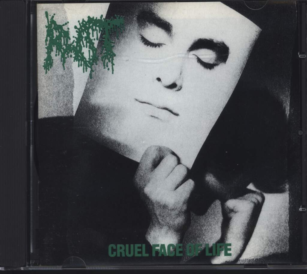 Rot: Cruel Face Of Life, CD