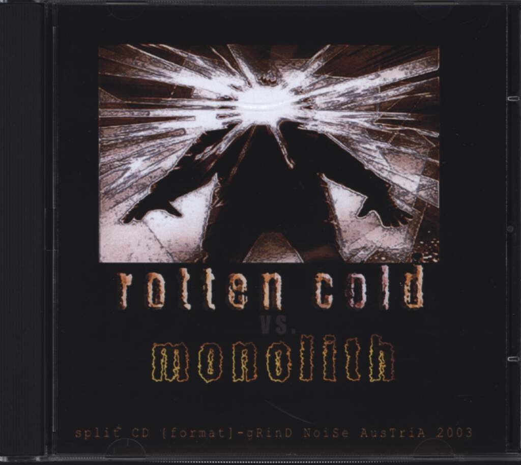 Rotten Cold: Split Cd 2003, CD