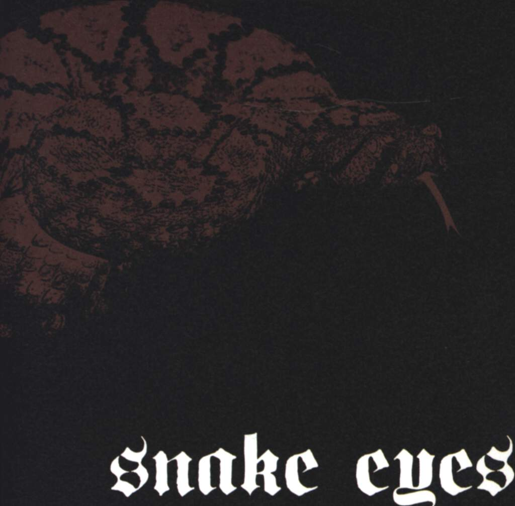Snake Eyes: Demo 2005, CD