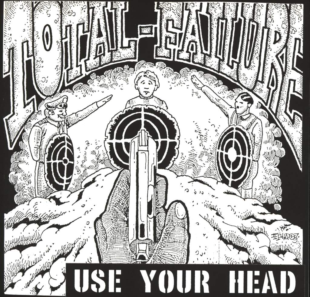 Totalni Promašaj (Total Failure): Use Your Head, CD