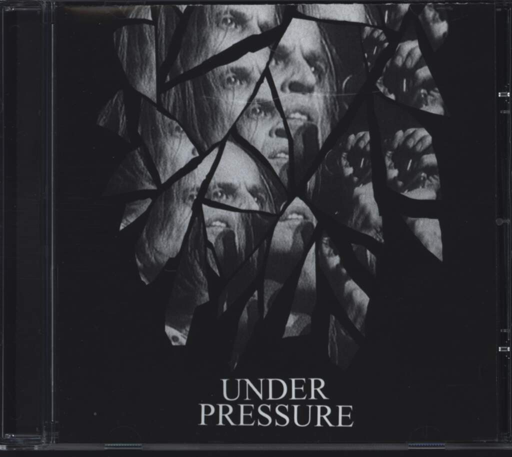 Under Pressure: Self Titled, CD