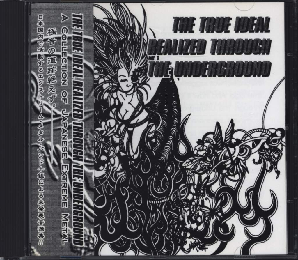 Various: The True Ideal Realized Through The Underground, CD