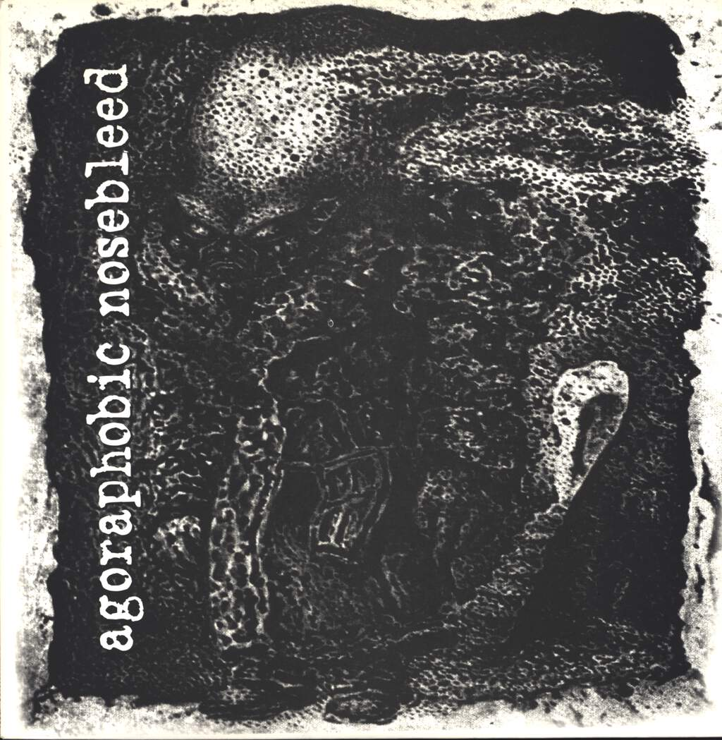 Agoraphobic Nosebleed: Directions In Music By Cattle Press / Agoraphobic Nosebleed, LP (Vinyl)