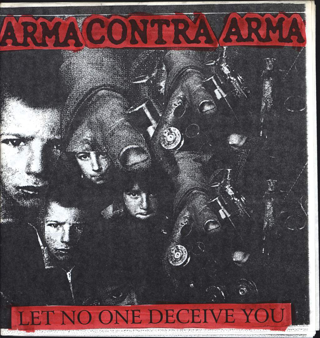 "Arma Contra Arma: Let No One Deceive You, 7"" Single (Vinyl)"