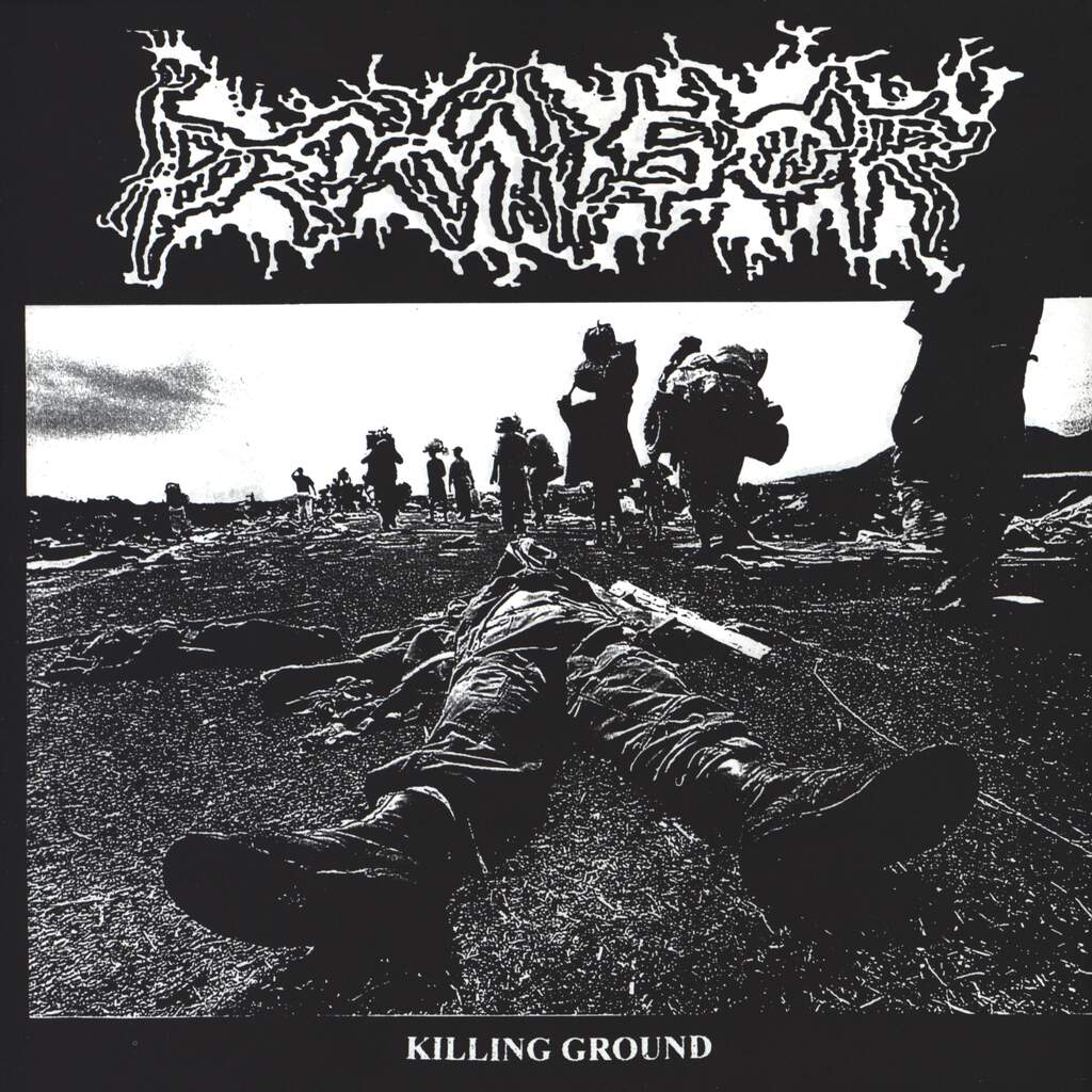 "Demisor: Killing Ground / Arseripper, 7"" Single (Vinyl)"
