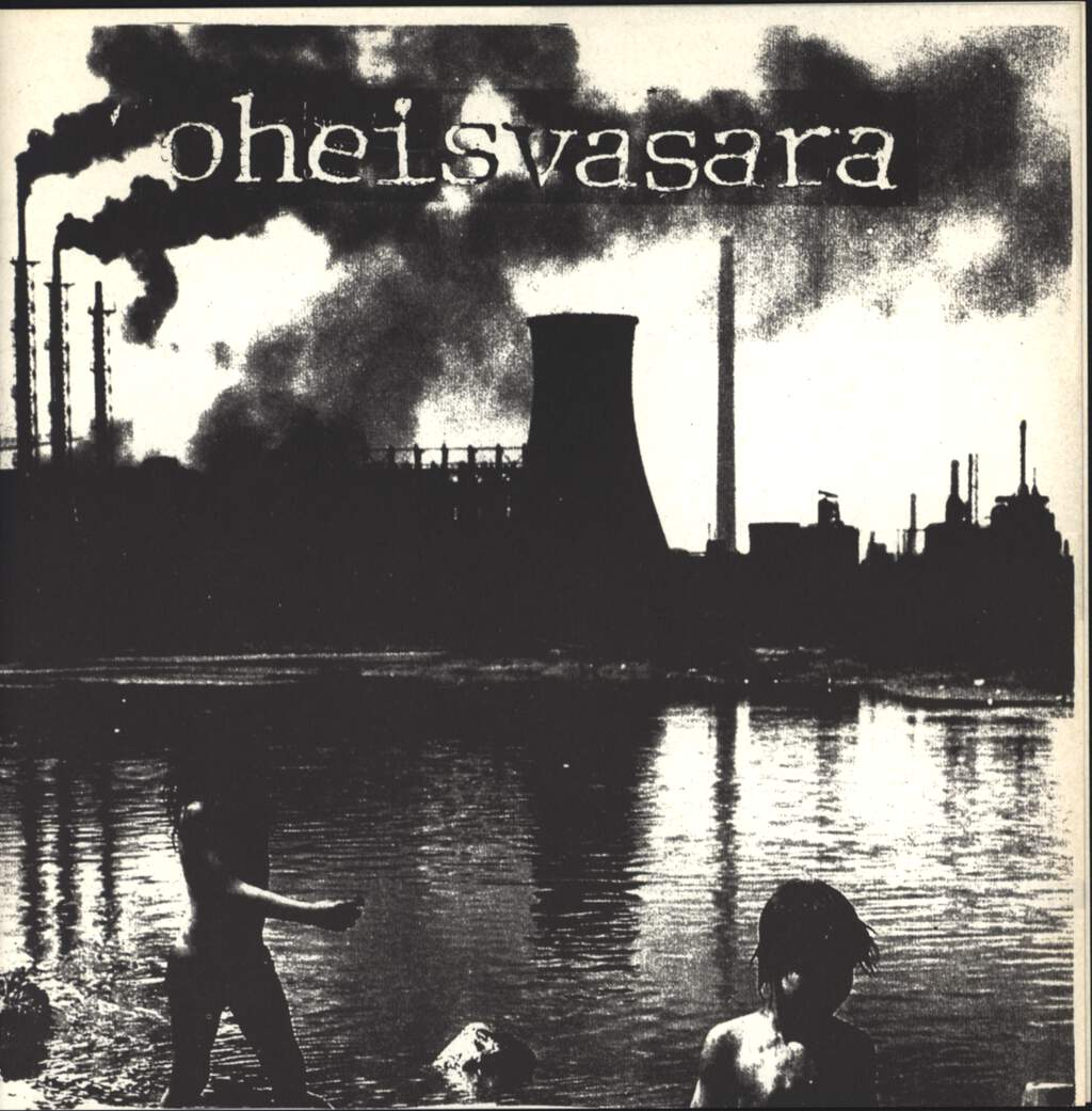 "Oheisvasara: Split 7"" EP, 7"" Single (Vinyl)"