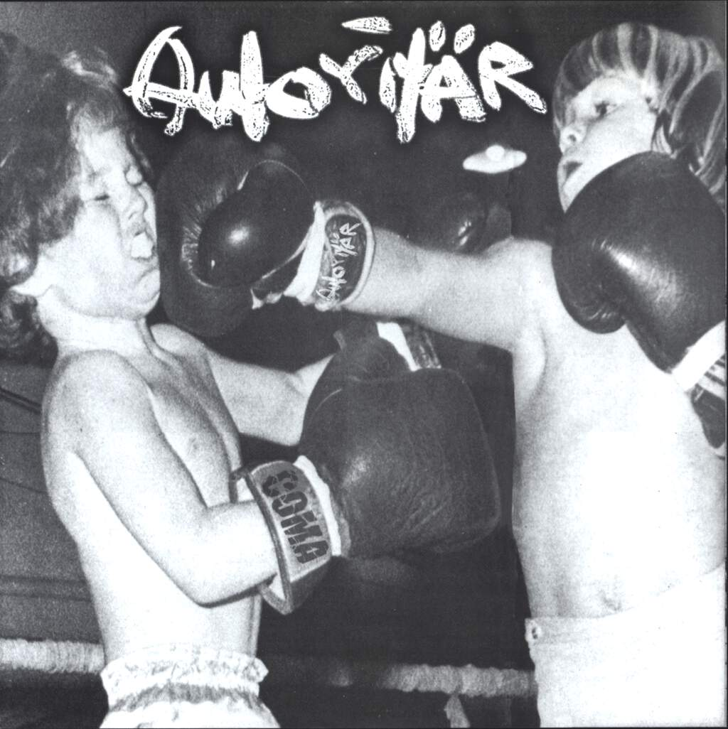 "Autoritär: Autoritär / Coma, 7"" Single (Vinyl)"