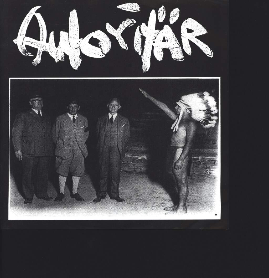 "Autoritär: Untitled / Psychoschmatic, 10"" Vinyl EP"