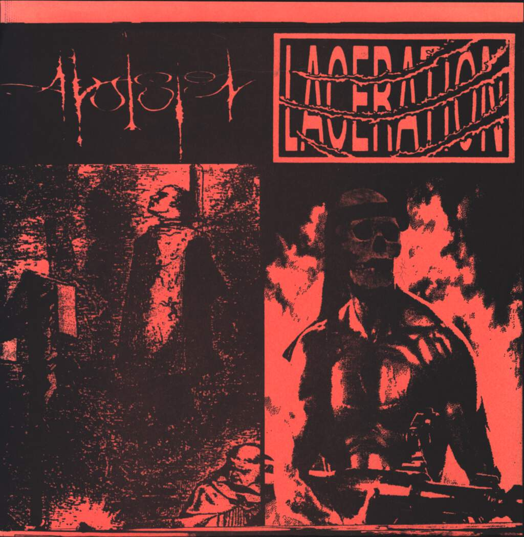"Avulsion: Avulsion / Laceration, 7"" Single (Vinyl)"