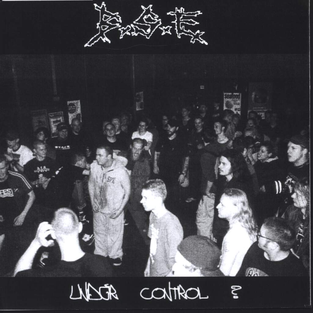 "PCP: My War / Under Control ?, 7"" Single (Vinyl)"