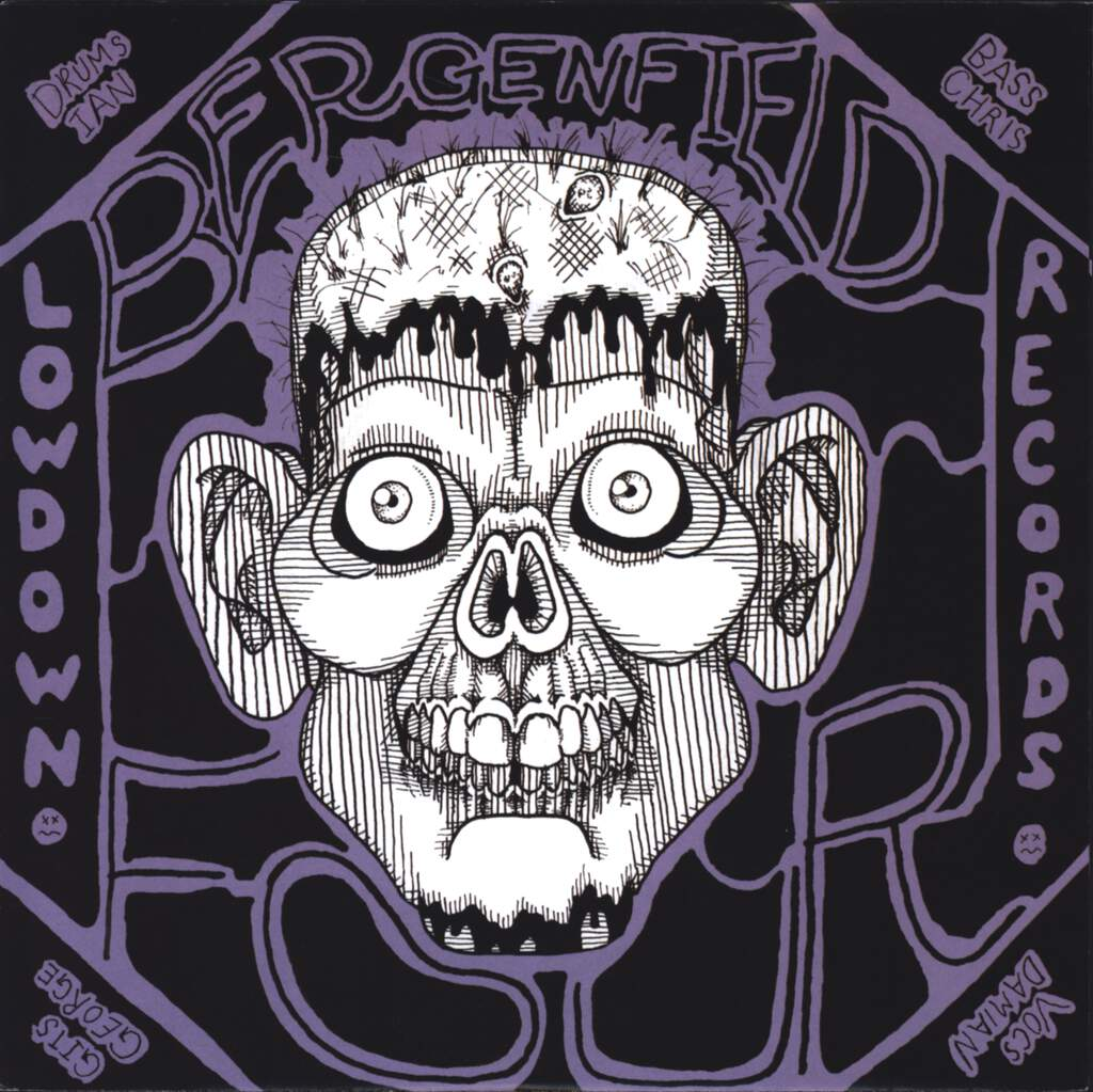 "Bergenfield Four: Bergenfield Four, 7"" Single (Vinyl)"