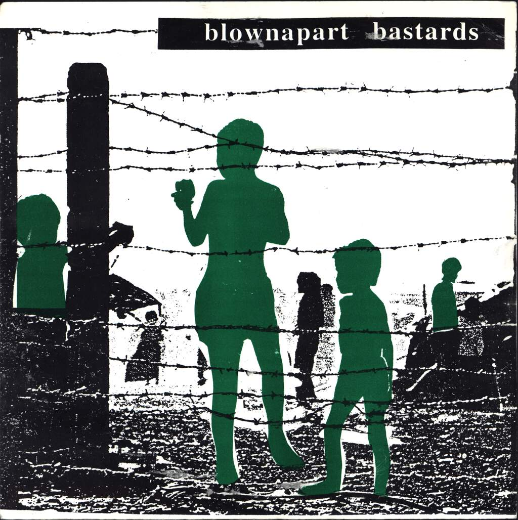 "Blownapart Bastards: Blownapart Bastards / Resol, 7"" Single (Vinyl)"