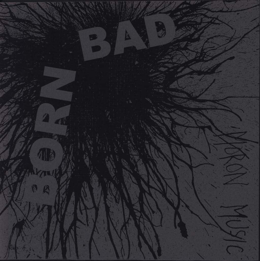 "Born Bad: Moron Music, 7"" Single (Vinyl)"