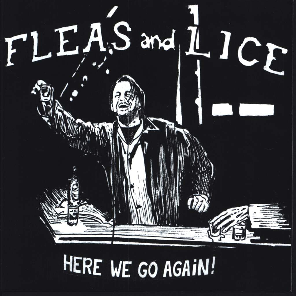 "Fleas and Lice: Here We Go Again!, 7"" Single (Vinyl)"