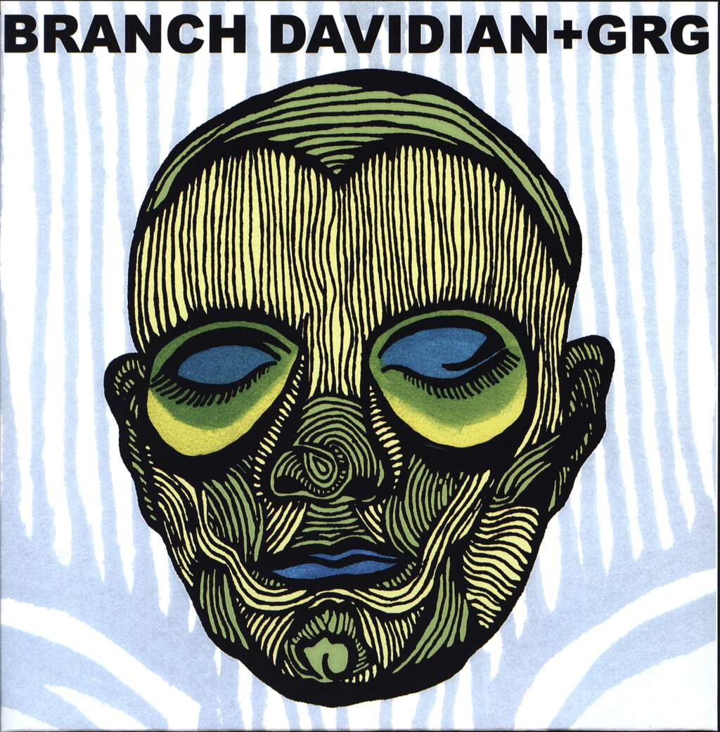 "Branch Davidian: Branch Davidian/GRG, 7"" Single (Vinyl)"