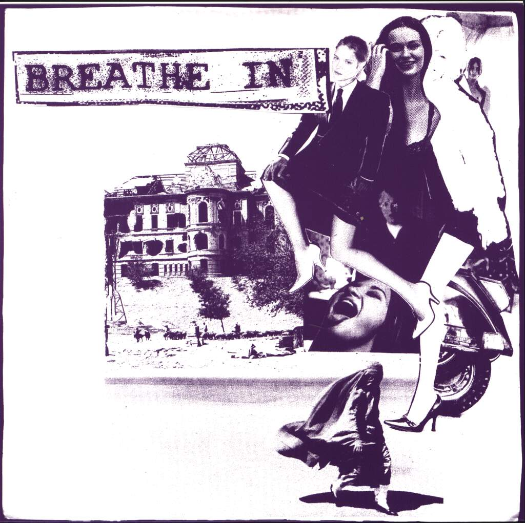 "Breathe in: Breathe In, 7"" Single (Vinyl)"