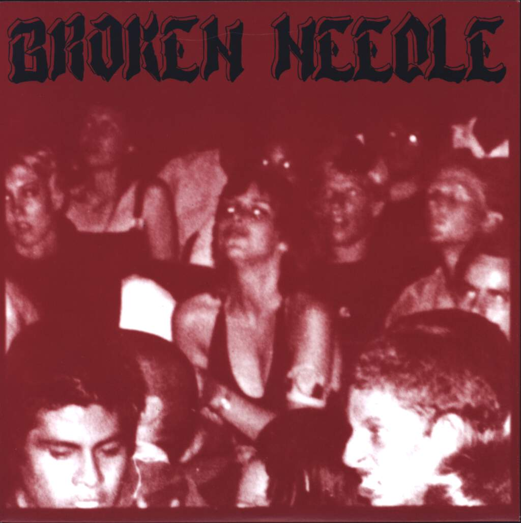 "Broken Needle: Broken Needle, 7"" Single (Vinyl)"