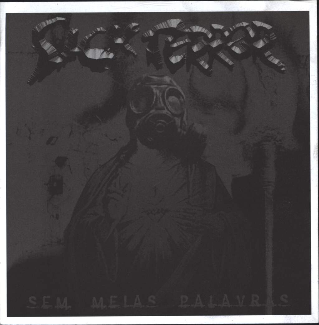 "Sick Terror: Sem Melas Palavras / Untitled, 7"" Single (Vinyl)"