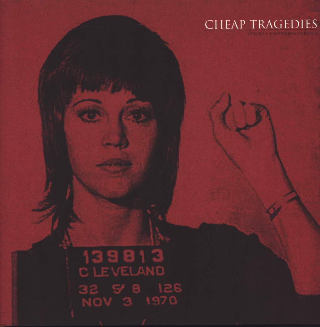 Cheap Tragedies: Volume 1: Souvenirs & Evidence, LP (Vinyl)