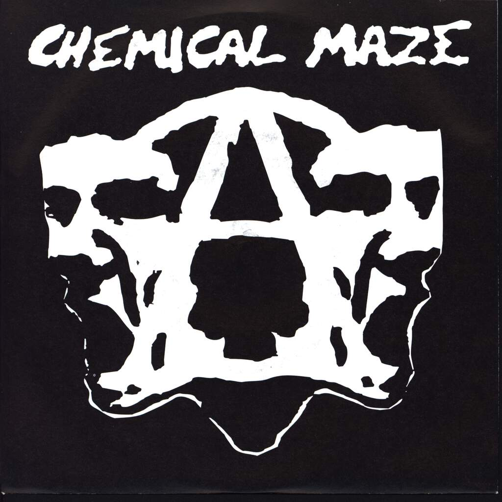 "Chemical Maze: Chemical Maze EP, 7"" Single (Vinyl)"