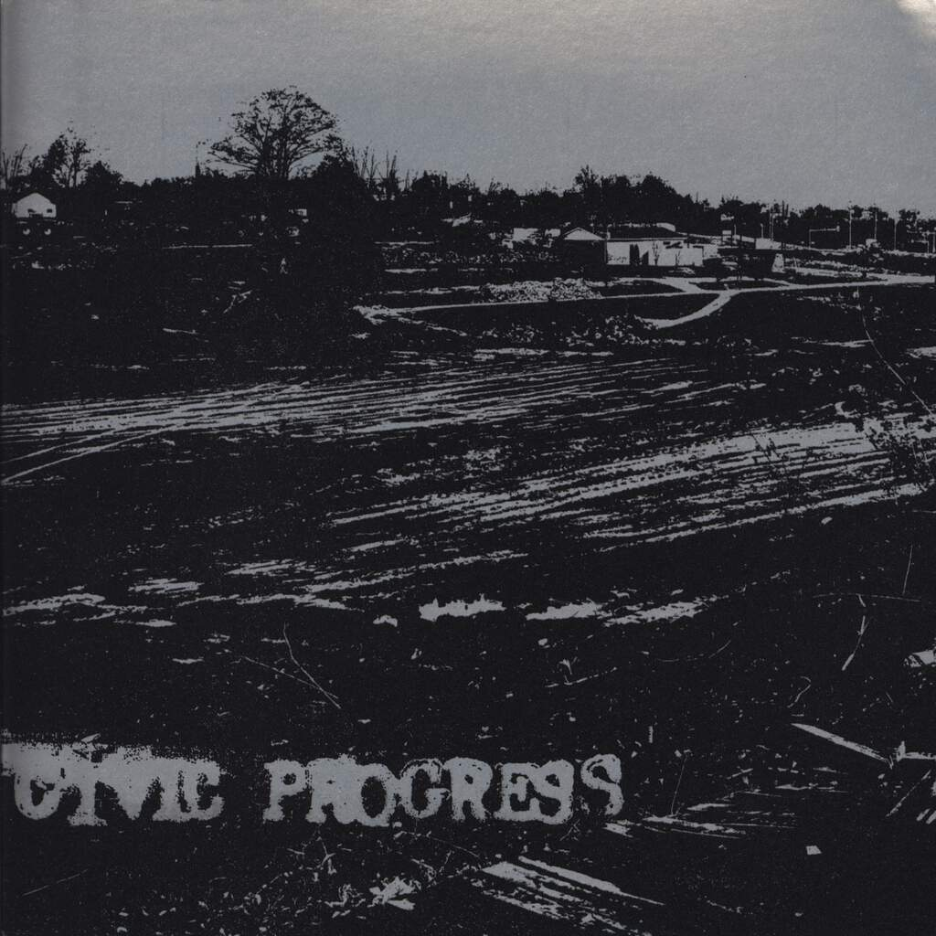 "Civic Progress: Petroleum Man, 7"" Single (Vinyl)"