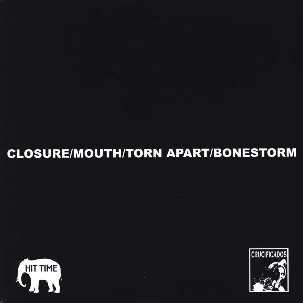 "Closure: Closure / Mouth / Torn Apart / Bonestorm, 7"" Single (Vinyl)"